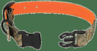Reversable Dog Collar - Med -
