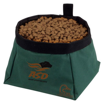 EZ-Stor Collapsible Dog Bowl