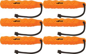 """2"""" HexaBumper - 6 Pack/Orange"""