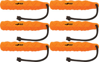 "2"" HexaBumper - 6 Pack/Orange"