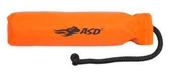 "3"" Canvas Bumper - Orange"