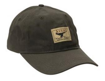 AWE 8oz Oil Cloth Cap - Cedar