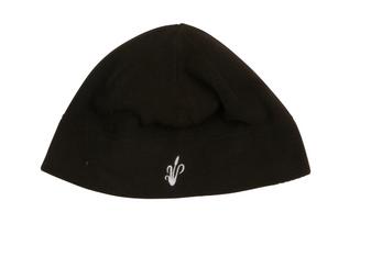 Fleece Skull Cap - Black