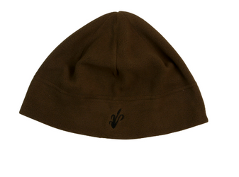 Fleece Skull Cap - Dark Moss
