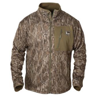 Full Zip Mid Layer Fleece Jacket
