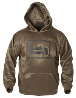 'b' Logo Hoodie - Solid