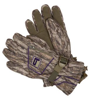 Womens White River Glove