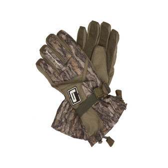 Banded Youth White River Glove