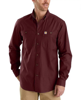 Carhartt Rugged Flex Rigby L/S Shirt