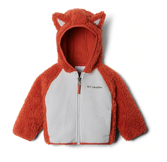 Infant Foxy Baby Full Zip
