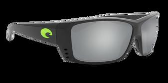 Cat Cay - Matte Black Green Logo 580G