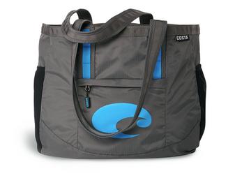 Costa Beach Bag - Gray
