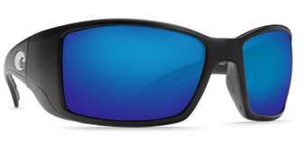 Blackfin - Matte Black/Blue Mirror 580G