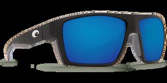 Bloke - Matte Black/MatteGray - Blue 580P