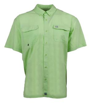 Green Edisto Banks S/S Shirt