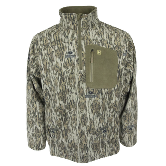 Bluff Fleece 1/4 Zip-Bottomland