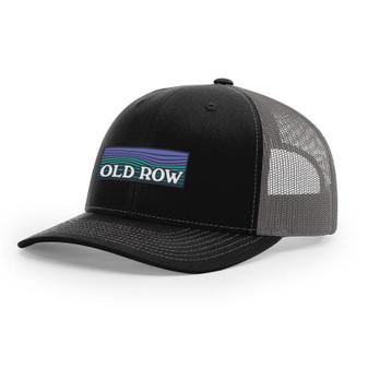 Waves Mesh Back Hat