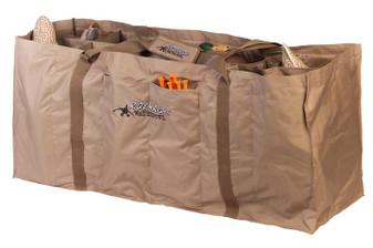 Rig'Em Right 12-Slot Full Body Duck Decoy Bag
