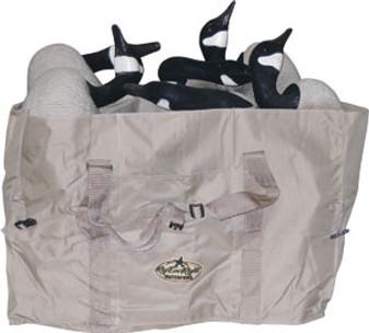 Rig'Em Right 6-Slot Full Body Goose Decoy Bag