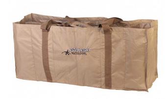 12-Slot Floater Duck Decoy Bag