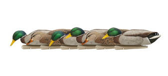 Avian-X TopFlight Back Water Mallard Decoy-6pk