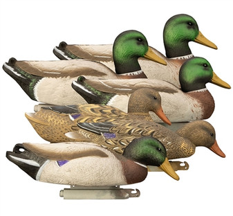 Higdon Magnum Mallard Foam Filled Decoy-6pk
