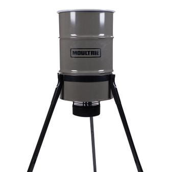 Moultrie 55gal Pro Magnum Tripod Feeder