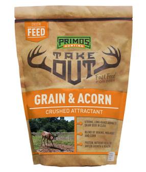 Take Out Grain & Acorn 5lb Bag