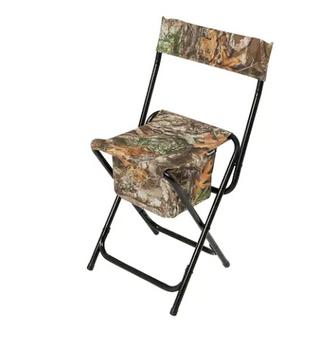 Ameristep High-Back Chair - Realtree Edge Camo