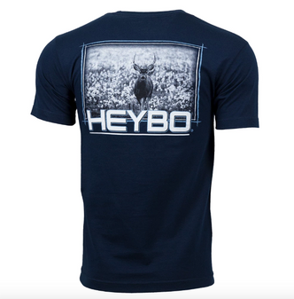 Heybo Deer In Cotton L/S Tee