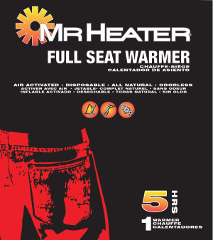 Full Seat Warmer