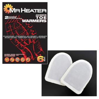 Toe Warmers - Single Pack