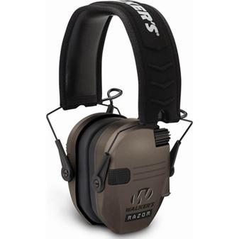 Razor Slim Electronic Ear Muff FDE