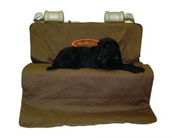 2 Barrel Seat Cover XL - Brown