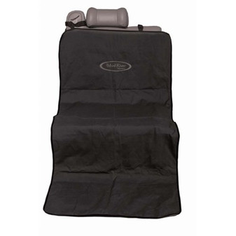 Shotgun Car Seat Cover - Black