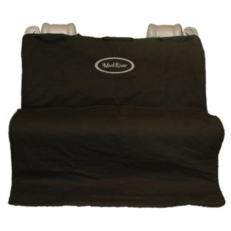 2 Barrel Seat Cover XL - Black
