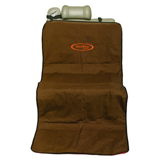 Shotgun Single Car Seat Cover - Brown