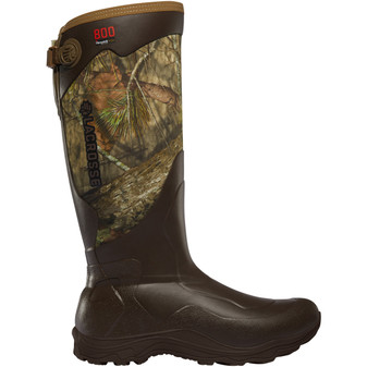 "Alpha Agility Boot 17"" 800g Mossy Oak Break-Up Country"