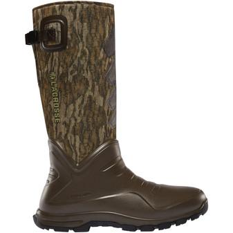 """AeroHead Sport Boot 16"""" 7.0mm Mossy Oak Bottomland"""