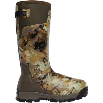 "Alphaburly Pro Boot 18"" 1600g Optifade Marsh"
