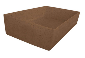 Top Tray - Tan (Rockstone)