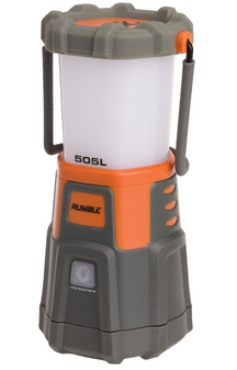 Rumble USB Rechargeable Lantern