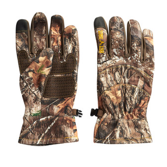 Hot Shot Men's Swiftstrike Softshell Fleece Touch Glove