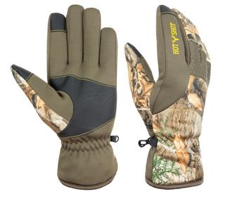 Men's Assailant Fleece Touch Glove