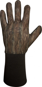 Mesh-Backed Gloves