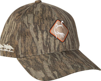 Camo Dura-Lite Ol' Tom Diamond Logo Cap