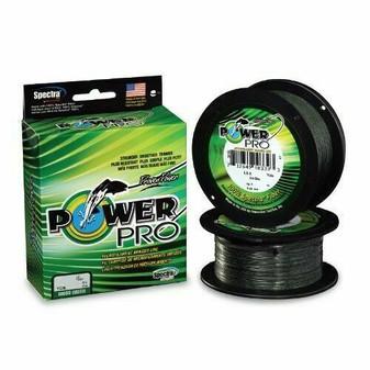 Power Pro 150lb 500yd -Moss Gr
