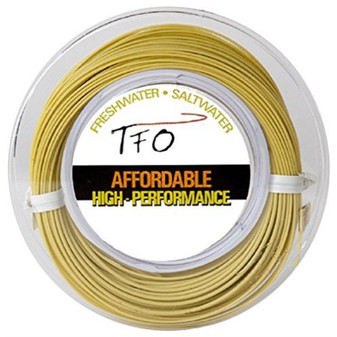 Weight Forward 3-Weight Fly Line - Light Olive