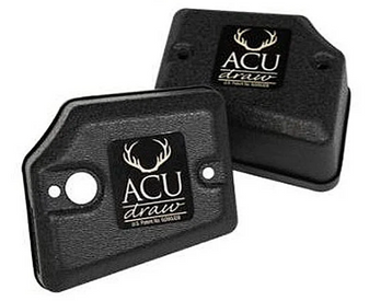 AcuDraw Replacement Covers- Black
