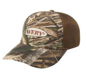 Avery Mesh Back Cap - Max5